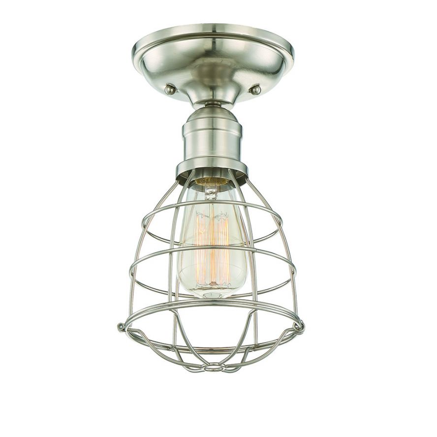 Products 183 Scout 1 Light Semi Flush 183 Savoy House Europe S L