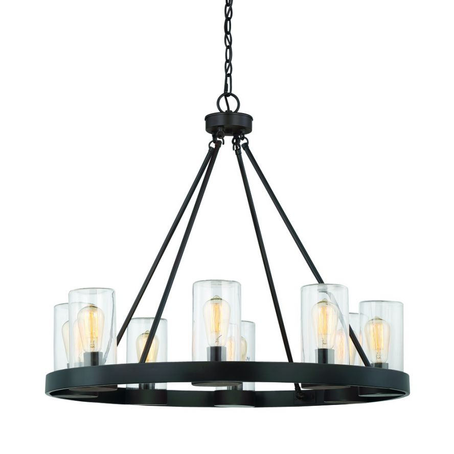Products 183 Inman 8 Light Outdoor Chandelier 183 Savoy House