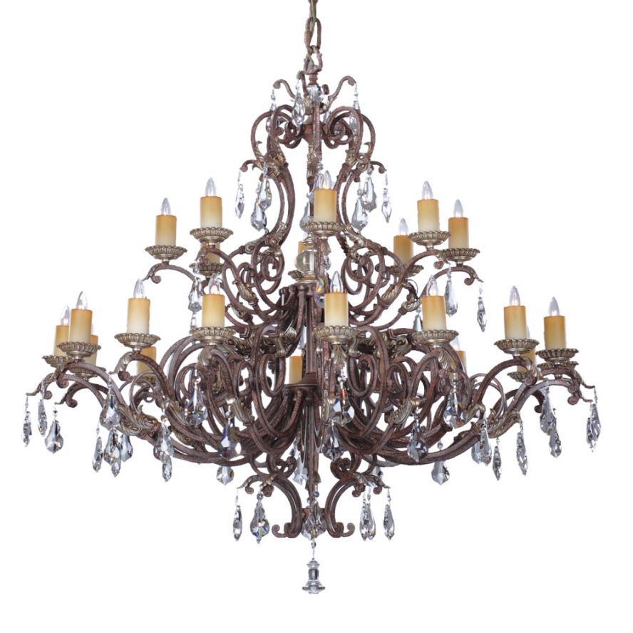 Products viena 24 light chandelier savoy house europe sl viena 24 light chandelier by savoy house team mozeypictures Images