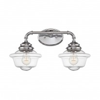 Savoy House Europe Fairfield 2 Light Wall Lamp