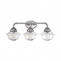 Savoy House Europe Fairfield 3 Light Wall Lamp
