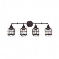 Savoy House Europe Connell 4 Light Wall Lamp