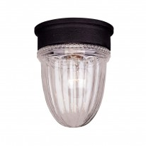 Savoy House Europe Exterior Collections Jelly Jar 1 Light Ceiling