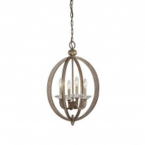 Savoy House Europe Forum 4 Light Hanging Lamp