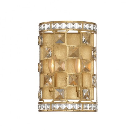 Savoy House Europe Clarion 2 Light Sconce