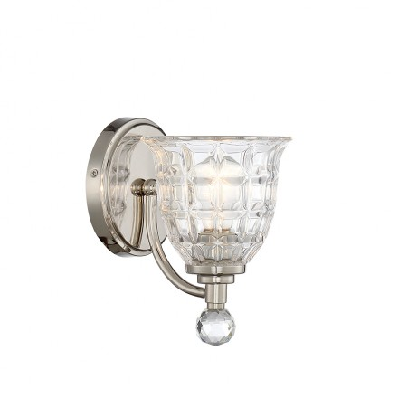 Savoy House Europe Birone 1 Light Sconce