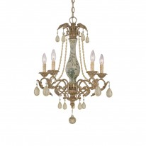 Savoy House Europe Nicolette 5 Light Chandelier