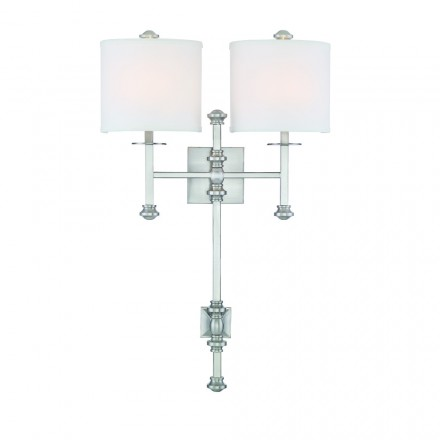 Savoy House Europe Devon 2 Light Sconce