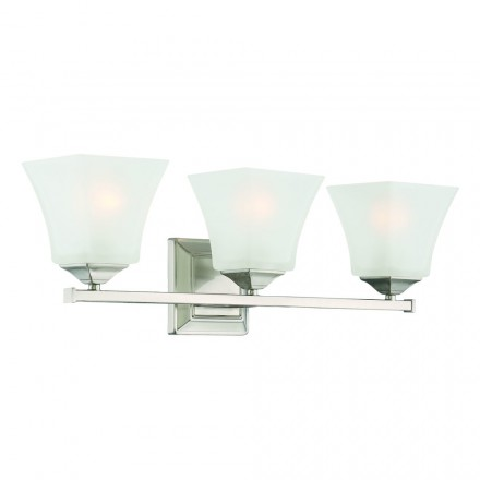 Savoy House Europe Castel 3 Light Bath Bar