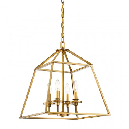 Savoy House Europe Braxton 4 Light Pendant