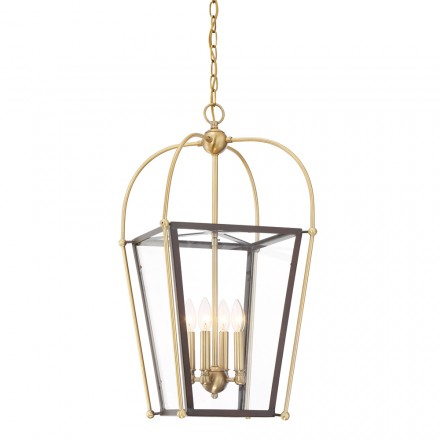 Savoy House Europe Dunbar 4 Light Pendant