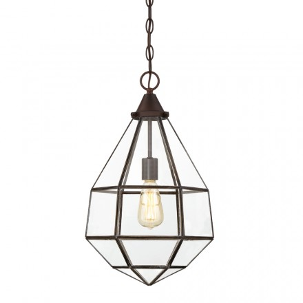 Savoy House Europe Austen Small 1 Light Pendant
