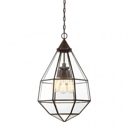 Savoy House Europe Austen Large 3 Light Pendant