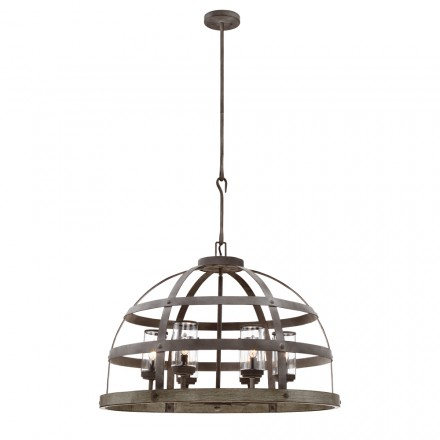 Savoy House Europe Aiken 6 Light Outdoor Pendant