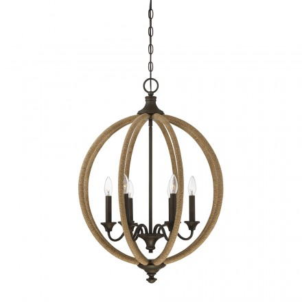 Savoy House Europe Findlay 6 Light Pendant