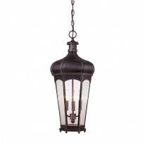 Savoy House Europe Champlain 3 Light Hanging Lamp