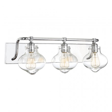 Savoy House Europe Allman 3 Light Bath Bar
