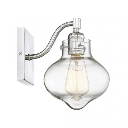 Savoy House Europe Allman 1 Light Sconce