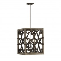 Savoy House Europe Amador 4 Light Foyer Entry Lantern