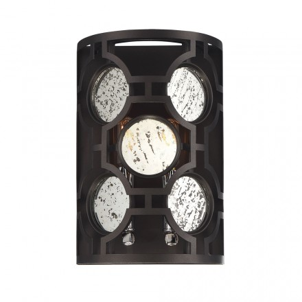 Savoy House Europe Chennal 2 Light Sconce