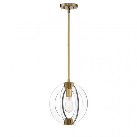 Savoy House Europe Epsilon 1 Light Pendant