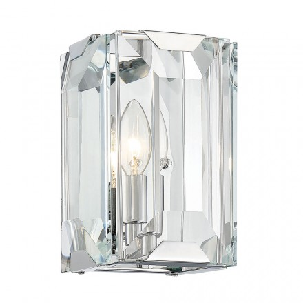 Savoy House Europe Bangle 1 Light Sconce