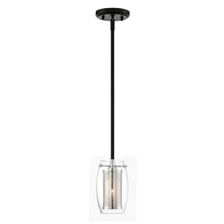 Savoy House Europe Dunbar 1 Light Mini Pendant