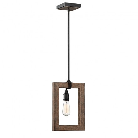 Savoy House Europe Burgess 1 Light Mini Pendant