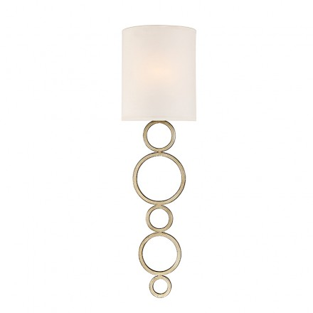 Savoy House Europe Stafford 1 Light Wall Sconce