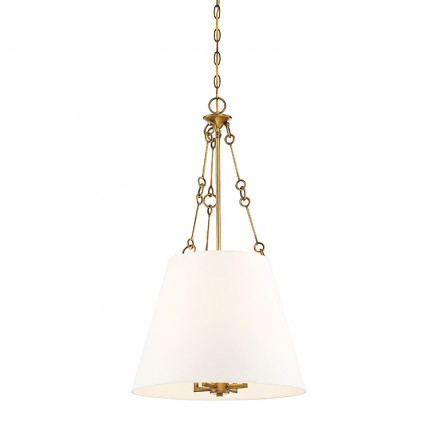 Savoy House Europe Austin 4 Light Pendant