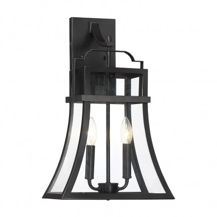 Savoy House Europe Avon 2 Light Exterior Wall Lantern
