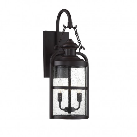 Savoy House Europe Brekinridge 2 Light Wall Lantern