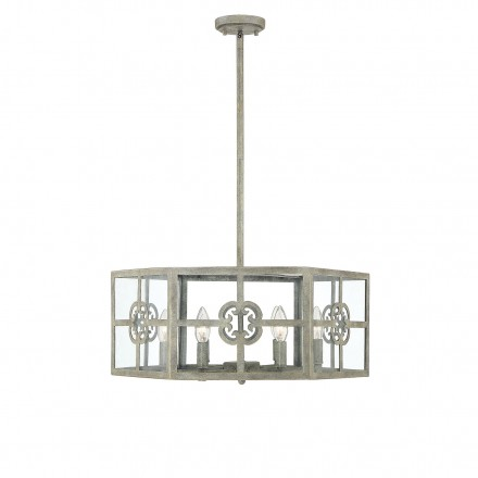 Savoy House Europe Dalton 6 Light Pendant