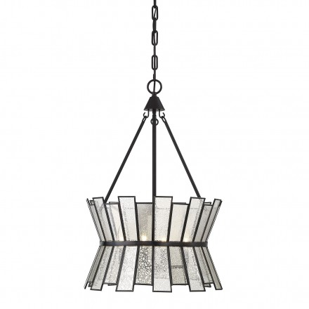Savoy House Europe Chapelle 4 Light Pendant