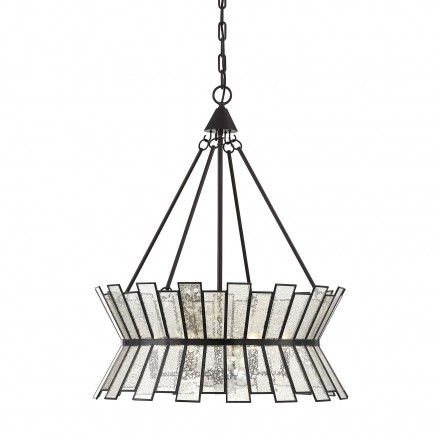 Savoy House Europe Chapelle 6 Light Chandelier