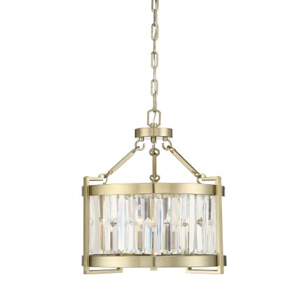 Savoy House Europe Cologne 3 Light Pendant
