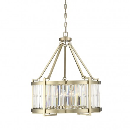 Savoy House Europe Cologne 5 Light Pendant