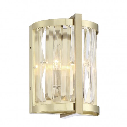 Savoy House Europe Cologne 2 Light Wall Sconce
