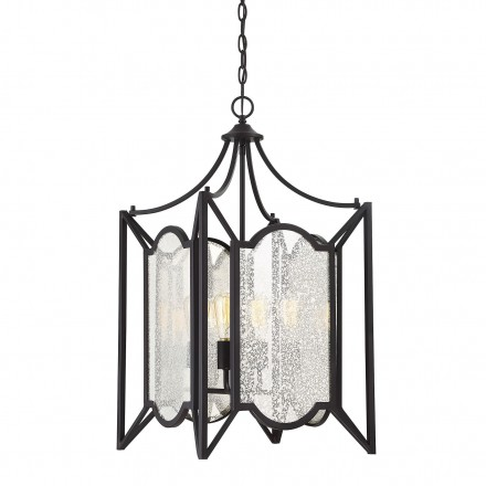 Savoy House Europe Chandler 4 Light Foyer Lantern