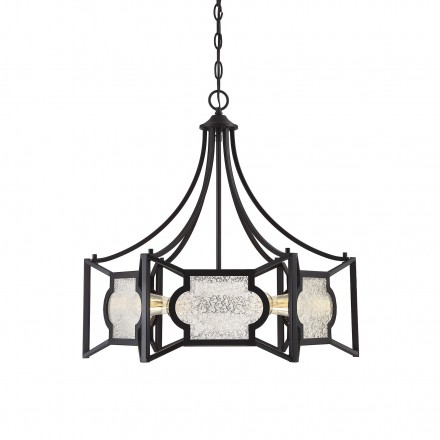 Savoy House Europe Chandler 6 Light Chandelier