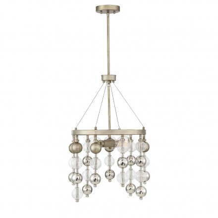 Savoy House Europe Droplet 3 Light Chandelier
