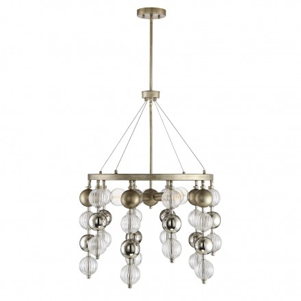 Savoy House Europe Droplet 5 Light Chandelier