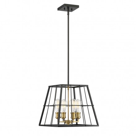 Savoy House Europe Bayden 4 Light Pendant