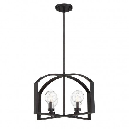 Savoy House Europe Brockton 4 Light Outdoor Chandelier