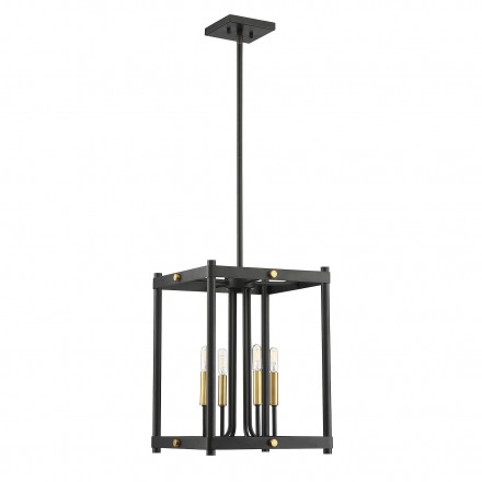 Savoy House Europe Fowler 4 Light Lantern