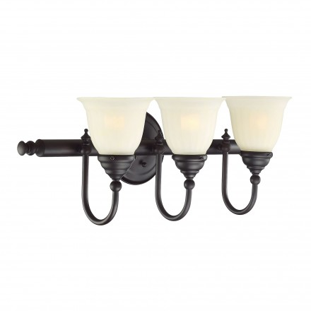 Savoy House Europe Brunswick 3 Light Bath Bar