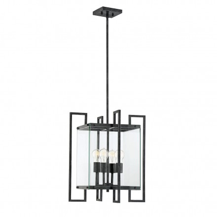 Savoy House Europe Bennington 4 Light Pendant