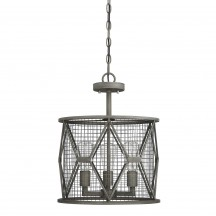Savoy House Europe Arbor 3 Light Conertible Semi Flush