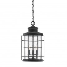 Savoy House Europe Fletcher 3 Light Outdoor Hanging Lantern