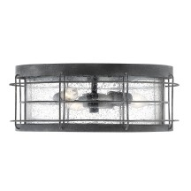 Savoy House Europe Fletcher Outdoor Flush Mount